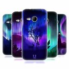 HEAD CASE DESIGNS NORTHERN LIGHTS SOFT GEL CASE FOR HTC ONE MINI 2