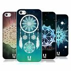 HEAD CASE DESIGNS SNOWFLAKES SOFT GEL CASE FOR APPLE iPHONE 5C