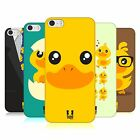 HEAD CASE DESIGNS KAWAII ENTE RUCKSEITE HÜLLE FÜR APPLE iPHONE 5 5S SE