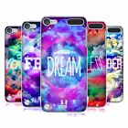 HEAD CASE DESIGNS NUVOLE DI COLORE COVER RETRO RIGIDA PER APPLE iPOD TOUCH 5G 6G