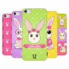 HEAD CASE DESIGNS SOFIE DER HASE RUCKSEITE HÜLLE FÜR APPLE iPHONE 5 5S SE