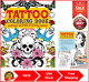 Adult Coloring Book Stress Relief Beautiful Colouring Books Tattoo Designs NEW!