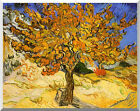 Mulberry Tree Vincent van Gogh Stretched Giclee Art Print Painting Reproduction
