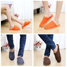 New Women Men Soft Warm Cotton Sandal House Indoor Slippers Home Anti-slip Shoes