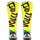 Volkl 15 16 Racetiger Speedwall SL UVO Skis w 120 Bindings NEW  160cm