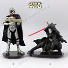 Star Wars Captain Phasma/ Kylo Ren/Ben Solo 7.5cm-10cm PVC Figure New Loose £4.99 GBP on eBay