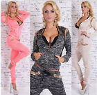 New Fashion Women's Clothing leisure Sweats Hoodies Athletic Apparel suit
