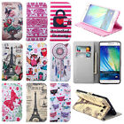 Fashion Flip Leather Wallet Card Hold Soft Case Cover For Samsung Galaxy A7 A700