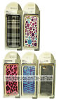*BYTECH* Protective Case SMARTPHONE Fashion Designs FITTED (Boxed) *YOU CHOOSE*