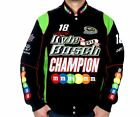 Kyle Busch Nascar Jacket 2015 Champion NASCAR Jacket Brand New Just Released