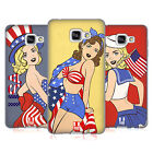 HEAD CASE DESIGNS AMERICA'S SWEETHEART GEL HÜLLE FÜR SAMSUNG GALAXY A7 (2016)
