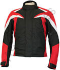 SCOTT-252 New Cordura Textile Biker Motorcycle Jacket - All sizes!