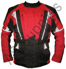 SCOTT-802 New Cordura Textile Biker Motorcycle Jacket - Long Style - All sizes!