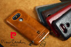 For LG G5 G6 Brand New Case Genuine Leather Bumper Hard Back Cover Pierre Cardin