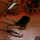 Flexible USB/Battery Power 28 long-life Light Clip-on Bed Desk Reading Lamp