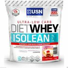 USN Diet Whey Isolean 454g 1kg 1000g Protein Whey Protein Lean Muscle Low Carb