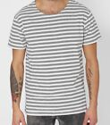 CHEAP MONDAY Standard Tee T-Shirt Uomo Dirty White NEW SPRING SUMMER 2016
