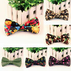 Sale Novelty Mens Adjustable Tuxedo Bowtie Wedding Bow Tie Necktie  TBUS