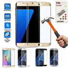 Kyпить Full Cover Tempered Glass Screen Protector For Samsung Galaxy S8 S7 S6 Edge Plus на еВаy.соm