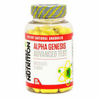 Alpha Genesis By Applied Nutrition 120 Caps Advanced Test Increase Sex Drive