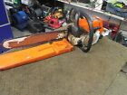 """Stihl 026 Chainsaw with 18"""" bar and chain"""