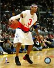 Allen Iverson Philadelphia 76ers NBA Action Photo (Select Size)