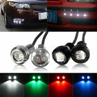 1pair 8W LED Eagle Eye Lamp Car Up Reverse Lamp Daytime Running Light DRL Bulb