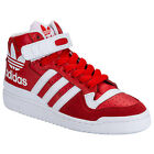 Mens adidas Originals Forum Mid Rs Xl Trainers In Red From Get The Label