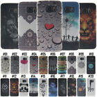 Ultra Thin Pattern Silicone Painted Skin Soft TPU Case Cover Back For Samsung $1.83 USD on eBay