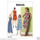 Butterick 6352 Easy Sewing Pattern to MAKE Misses' or Petite Square-Neck Dress