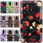 For Samsung Galaxy J7 Rubber IMPACT TRI HYBRID Case Skin Cover + Screen Guard