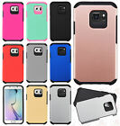 For Samsung Galaxy S7 Active HARD Astronoot Hybrid Rubber Silicone Case Cover