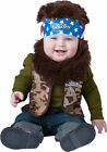 InCharacter Duck Dynasty Baby Boys Willie Costume, Camoflauge-3 Sizes, Clearance