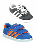 2016 Jan adidas NEO Court Cow Derby Infants Unisex Kids Athletic Sneakers Shoes