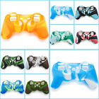 Silicone Rubber Gel Cover Case For Sony PS3 Controller Free Shipping Hot Sell 1X
