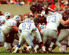 Mike Singletary Chicago Bears NFL Action Photo RU102 (Select Size)