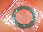 Sugino Super ZEN144 S3 NJS Track Chainring Black 47T / 48T / 49T S-Cubic coating