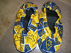 BOWLING SHOE COVERS-WEST VIRGINIA UNIVERSITY