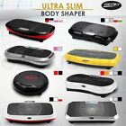 Genki Ultra Slim Vibration Fitness Machine Whole Body Shaper Platform Massager