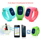 Children Smart Anti-lost GPS Tracker For Android3.0 IOS Blue Tooth Wrist Watch