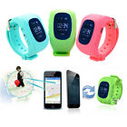 ANTI-LOST Children Kids Smart Watch GPS Tracker SOS Alarm Monitor Android IOS