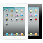 "Apple iPad 2 32GB 9.7"" Touchscreen Bluetooth Wi-Fi Dual Cameras iOS Tablet"