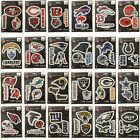 Brand New NFL All Teams Team ProMark Die-Cut Decal Stickers 3-Pack $6.79 USD on eBay
