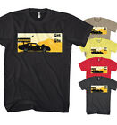 ★Herren T-shirt Mad Max Auto Interceptor Hot Rod Movie Fury Kino Neu S-5XL MM1★