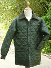 NEW CHILDRENS QUILTED RIDING COAT/JACKET OLIVE