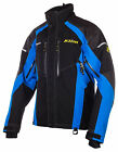 Klim Vector Parka Blue Snow Snowmobile Parka Jacket Men's M-3XL