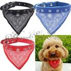 Adjustable Pet Dog Cat Puppy Neck Scarf Bandana Neckerchief Collar 1cm/1.5cm
