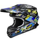 Shoei VFX-W KRACK MX Motorcycle Helmet - TC11 xs last one