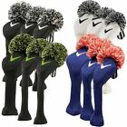 Callaway Golf Vintage POM POM Golf Head Cover Driver Headcover 4 Colours
