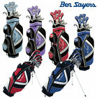 Ben Sayers 2017  M15 Complete Full Set Golf Clubs Stand / Cart Bag